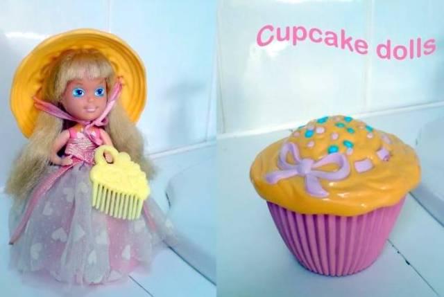 cupcake doll