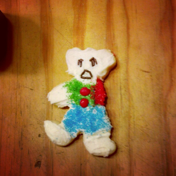 armless cookie