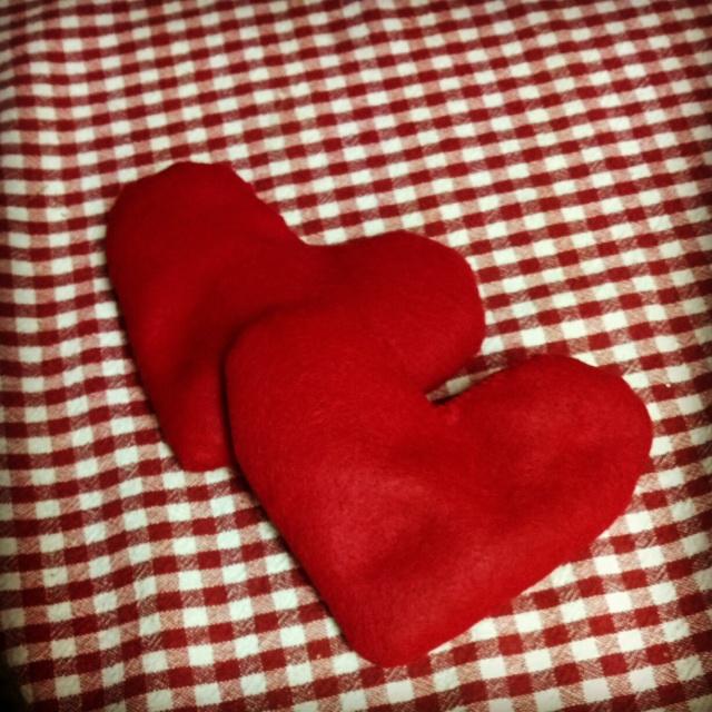 handwarmer hearts!
