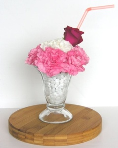 ice cream carnations!