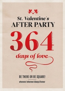 Valentine's Afterparty!