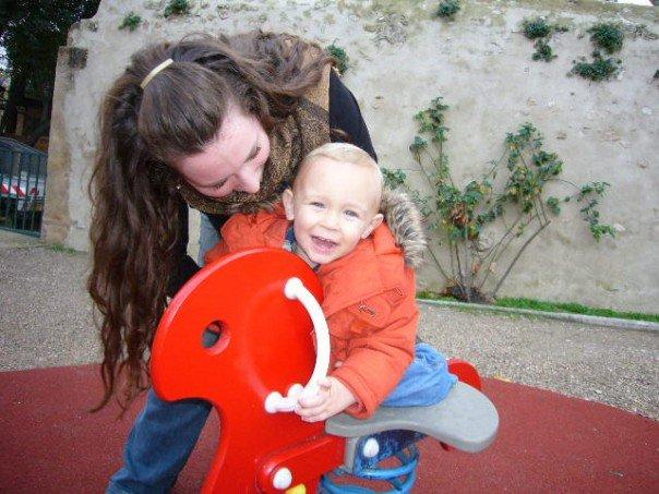 babysitting les enfants