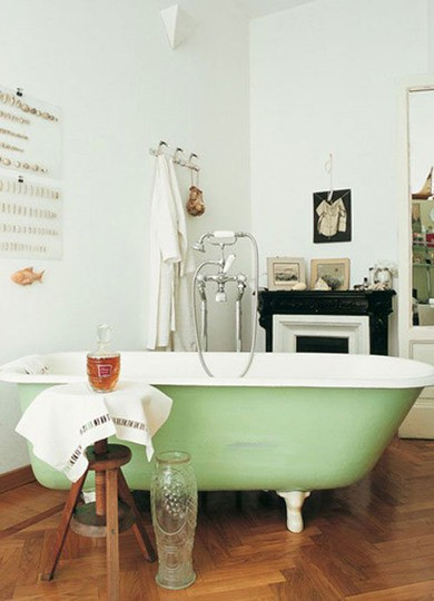bathtub heaven