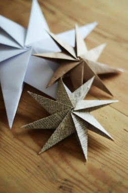 starry origami