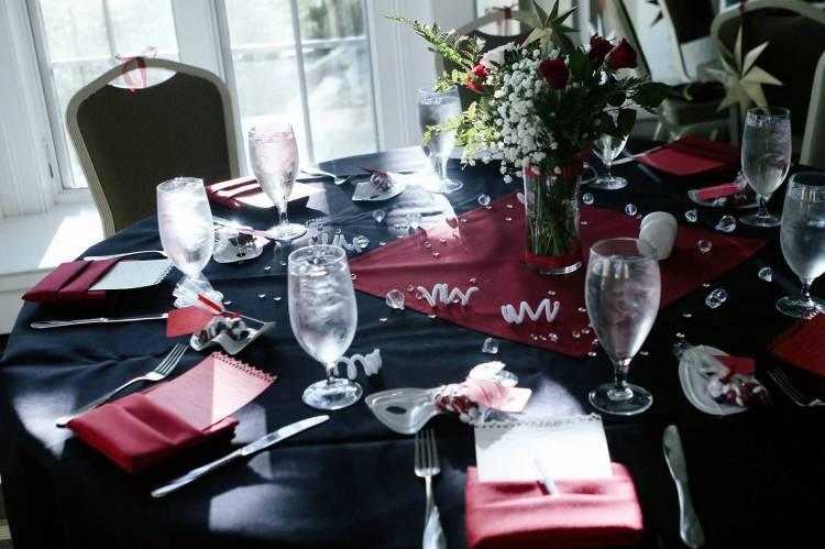 Lovely Table Setup