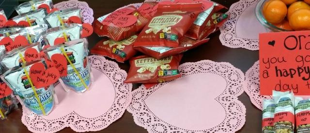 My Valentine's Classroom!