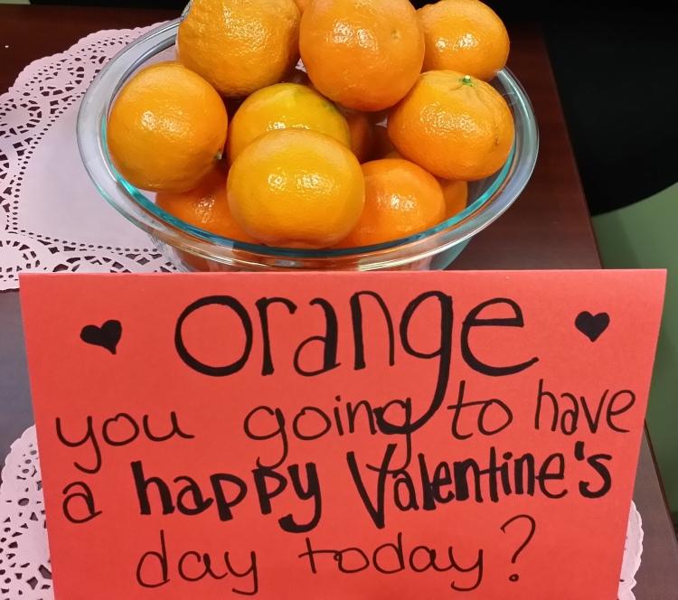 orange you?