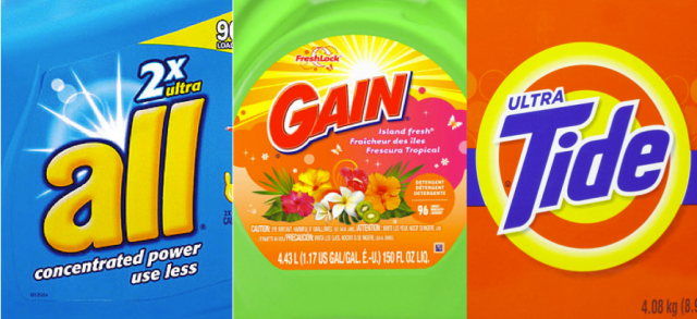 The Detergent Trilogy