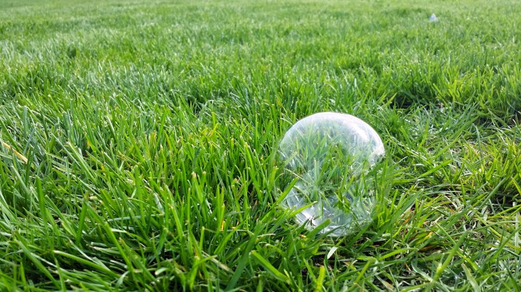 the long-lasting bubble