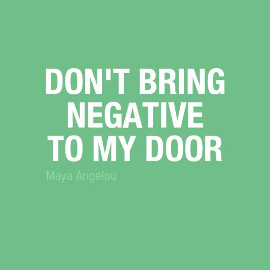 maya - negative