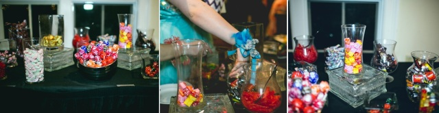 candy bar - prom