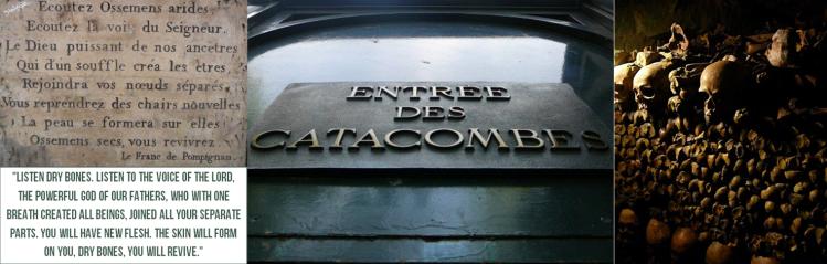 catacombs - a glimpse