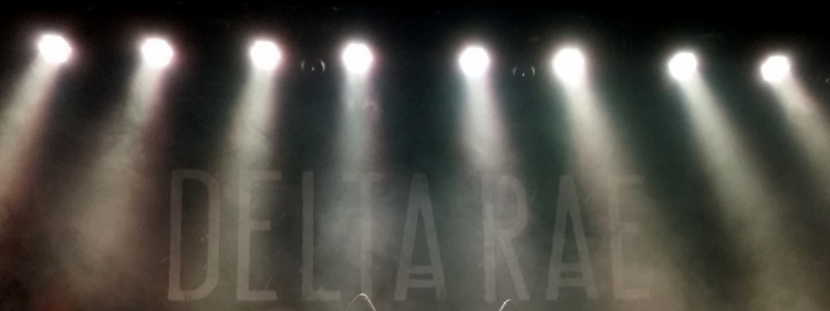 Delta Rae - the Name in Lights