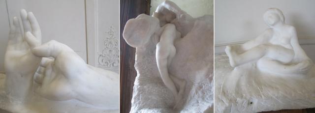 rodin museum - a glimpse