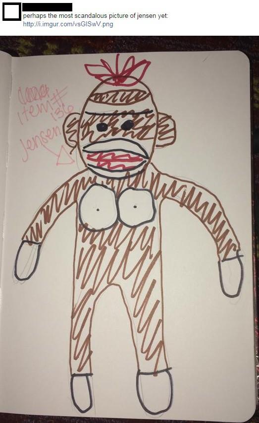 jensen monkey