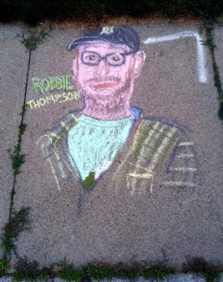 robbie thompson