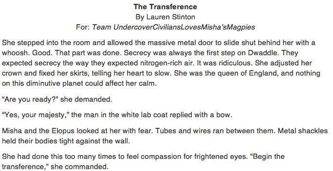The Transference