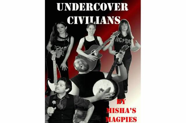 undercover band