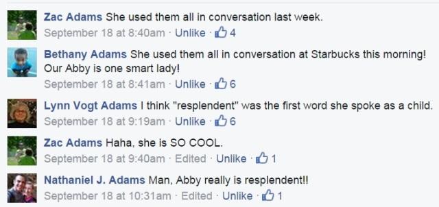 family chatter